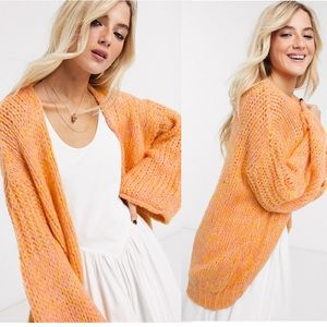 Free People Home Town Cardigan NWT Size M